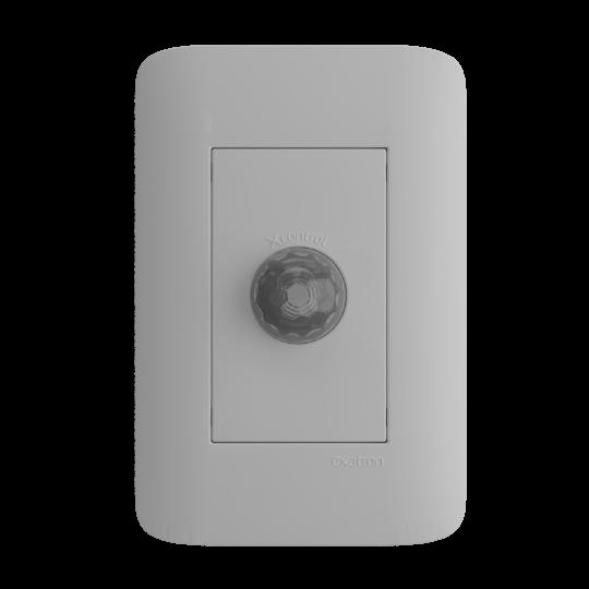 Sensor de Presença 4x2 embutir c/fotocelula Xcontrol Exatron