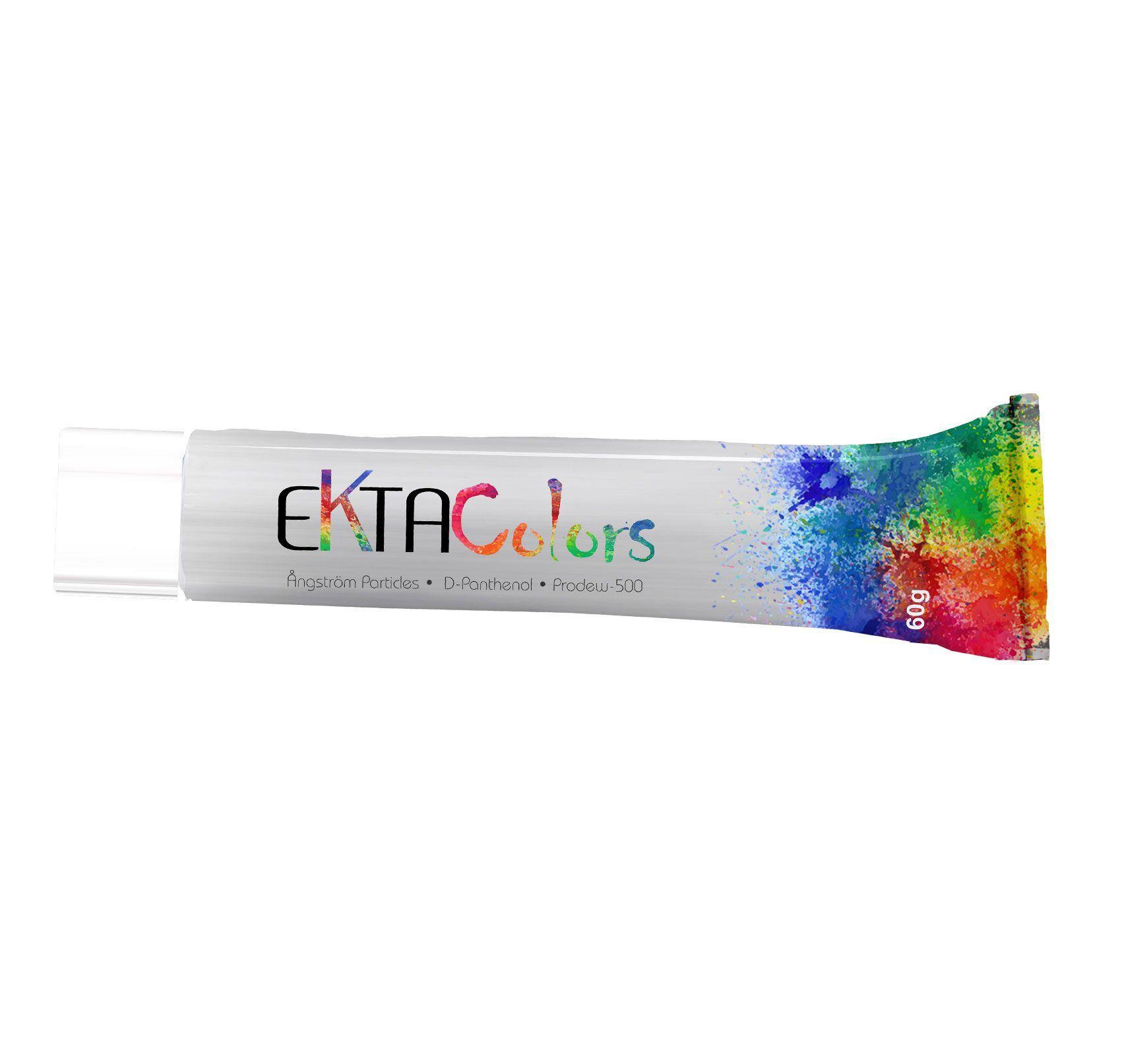 Coloração Ekta Colors – 66.64 LOURO ESCURO VERMELHO ACOBREADO ESPECIAL