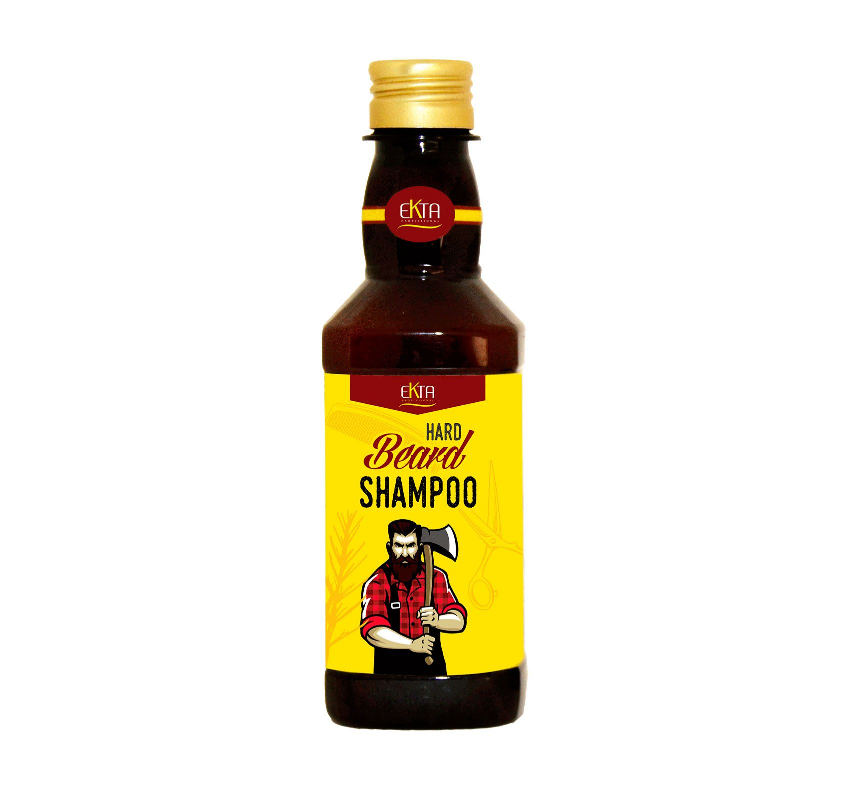Shampoo Hard Beard (300mL)