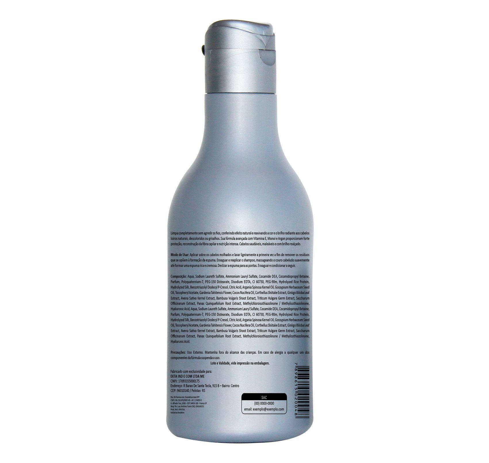 Shampoo Matizador Live Line Blonde (300mL)