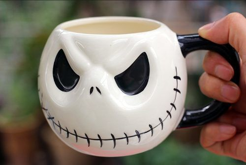Caneca Jack The Nightmare Before Christmas