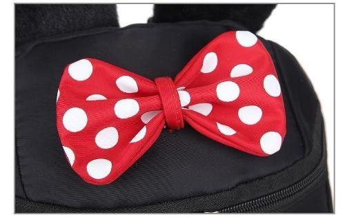 Mochila Escolar Mickey Minnie