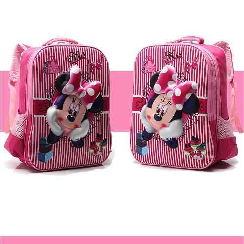 Mochila 3D Minnie