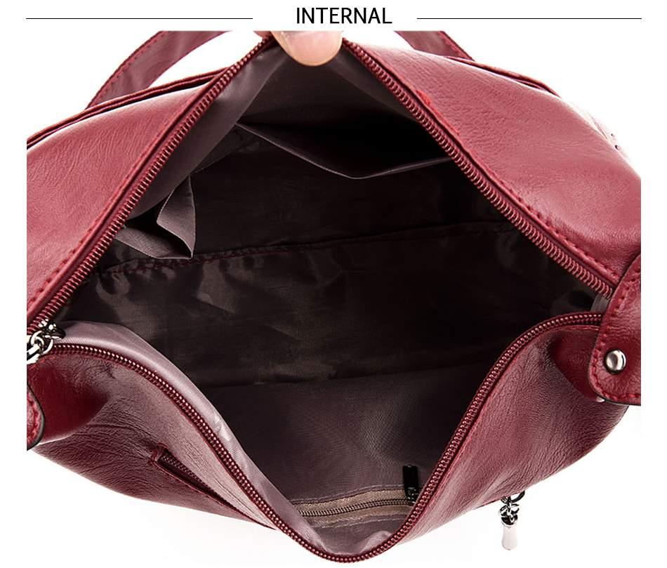 Bolsa Elegant - Couro Sintético