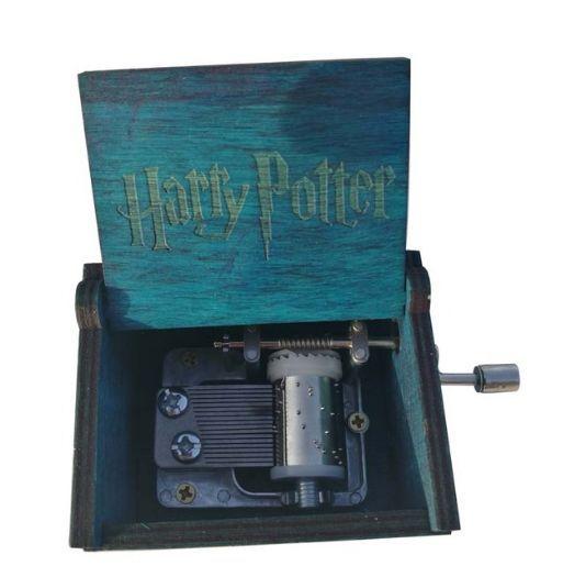 Caixinha de Música A Bela e a Fera, Harry Potter, Game of Thrones, Star Wars