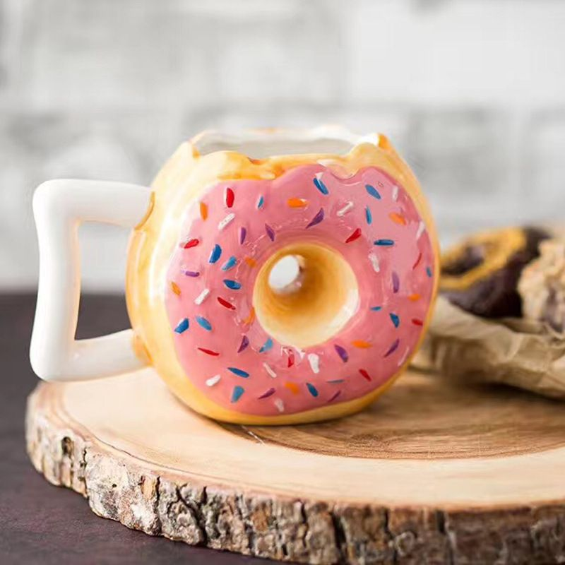 Caneca Donuts Homer Simpsons