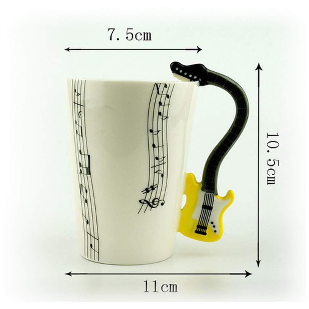 Caneca Instrumento Musical