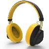 Fone Bluedio Over-ear Amarelo