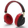 Fone Bluedio Over-ear Vermelho