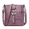 Bolsa Luxo Xadrez - Purple