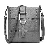 Bolsa Luxo Xadrez - Gray