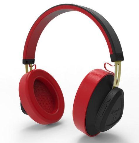Fone de ouvido Bluedio Over-ear Bluetooth Sem Fio - Frete Grátis
