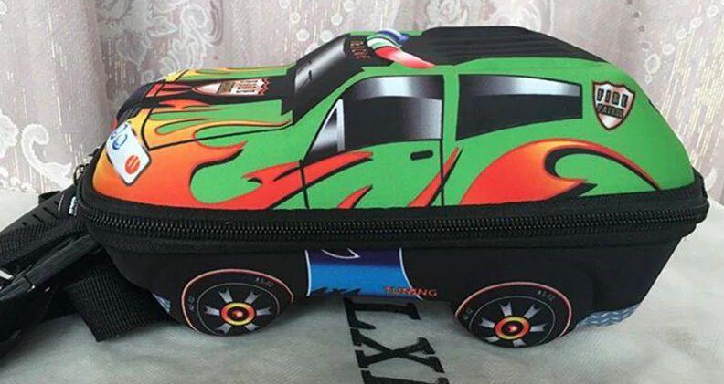Mochila Carro 3D