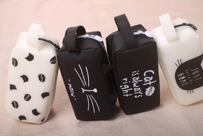 Necessaire Gatinho Meow - Varias Estampas