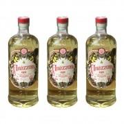 3 Gin Amázzoni Maniuara 750ml