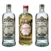 KIT 2 AMAZZONI GIN TRADICIONAL + 1 MANIUARA 750 ml