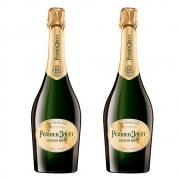 Kit 2 Champagne Perrier Jouet Grand Brut 750ml