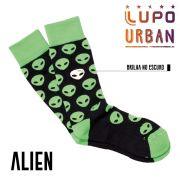 Meia Lupo Urban Alien