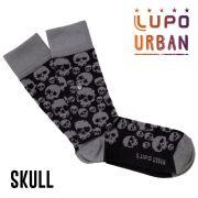Meia Lupo Urban Skull