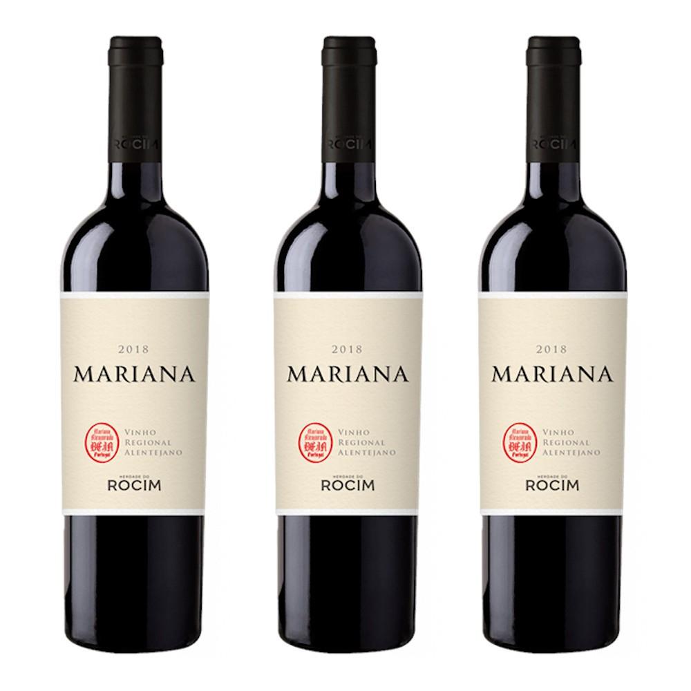 3 VINHOS HERDADE ROCIM MARIANA