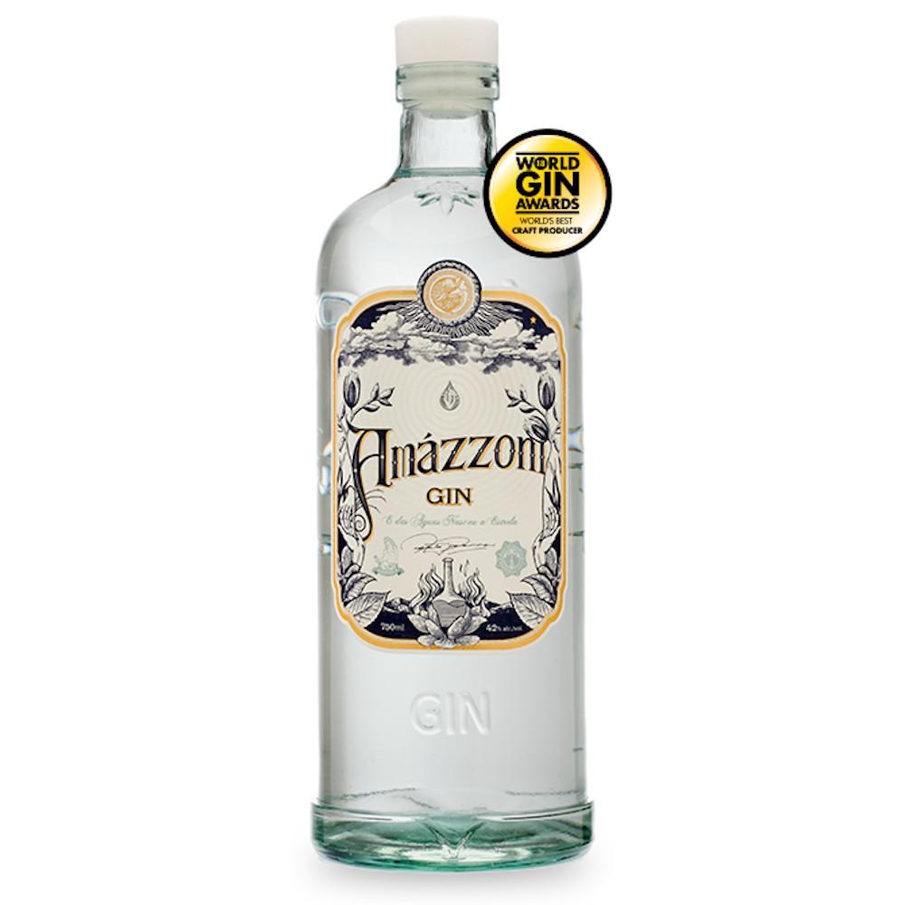 AMAZZONI GIN TRADICIONAL GARRAFA 750 ml