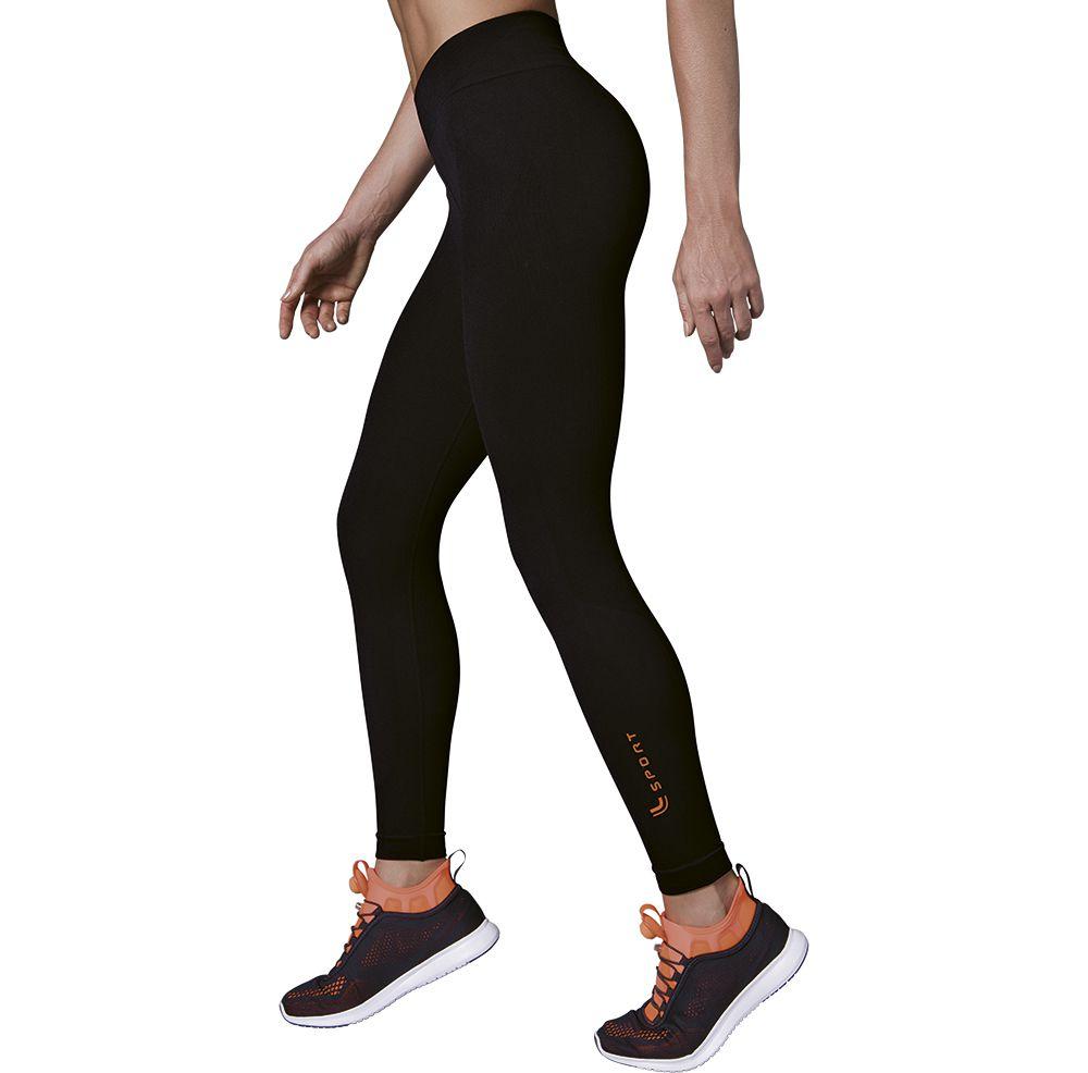 Calça Legging Sustentação Emana Lupo Sport