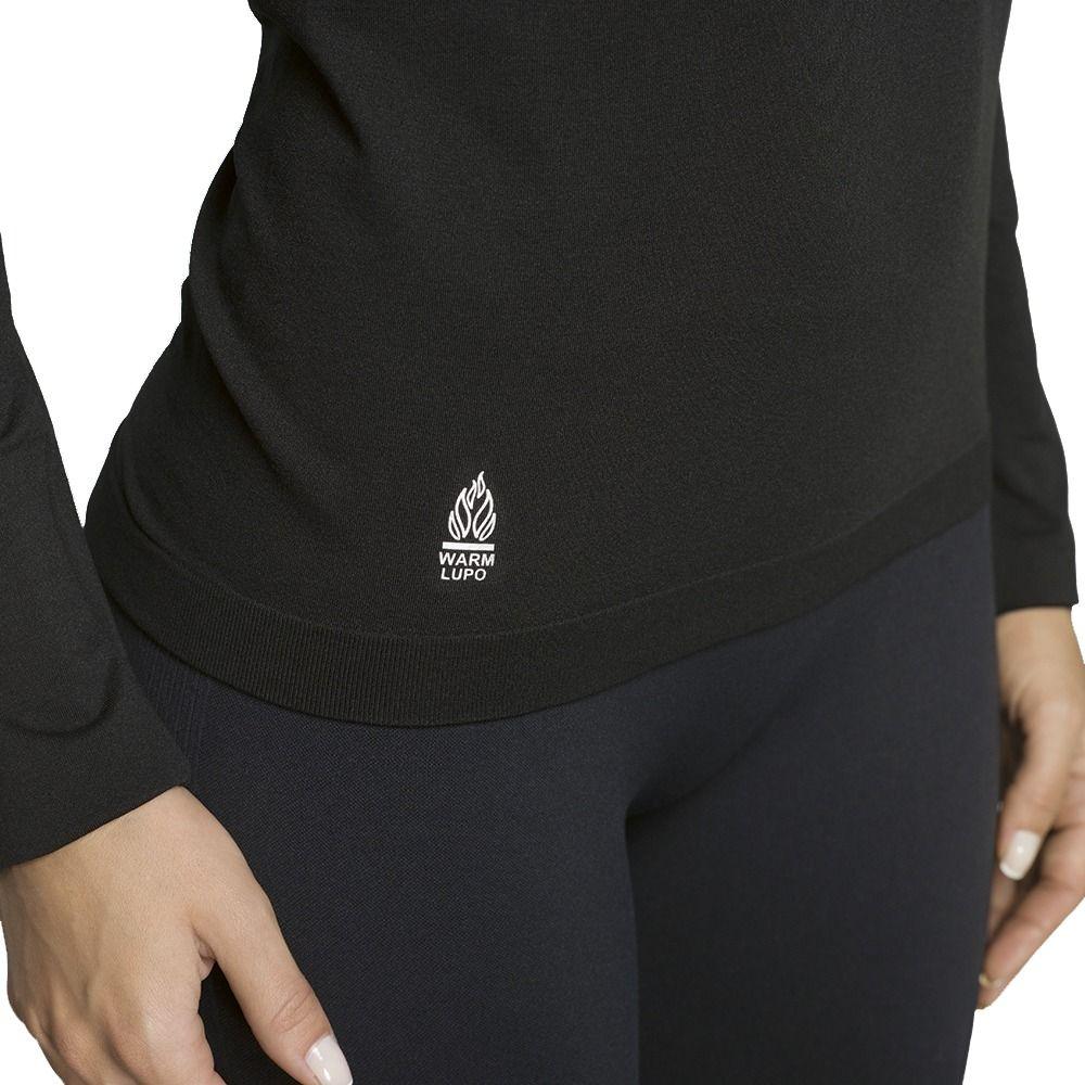 Camiseta Underwear Warm Feminina Lupo