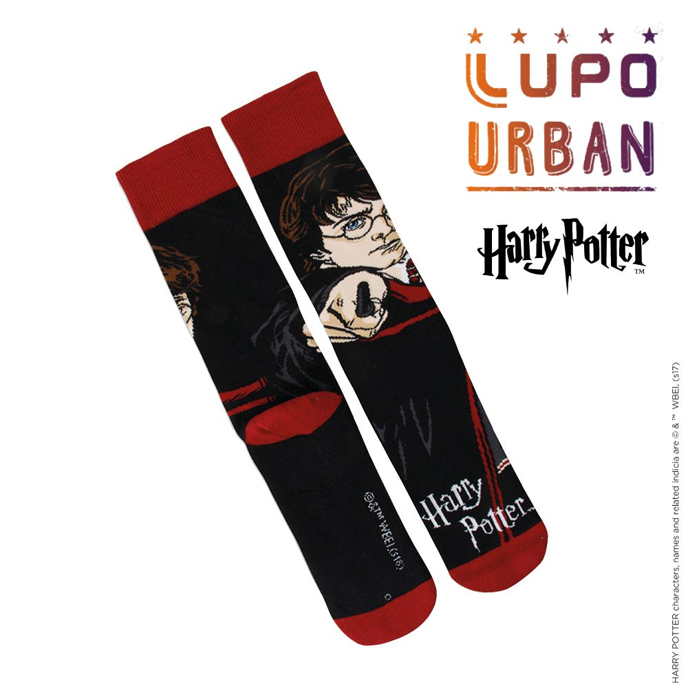 Meia Lupo Urban Harry Potter