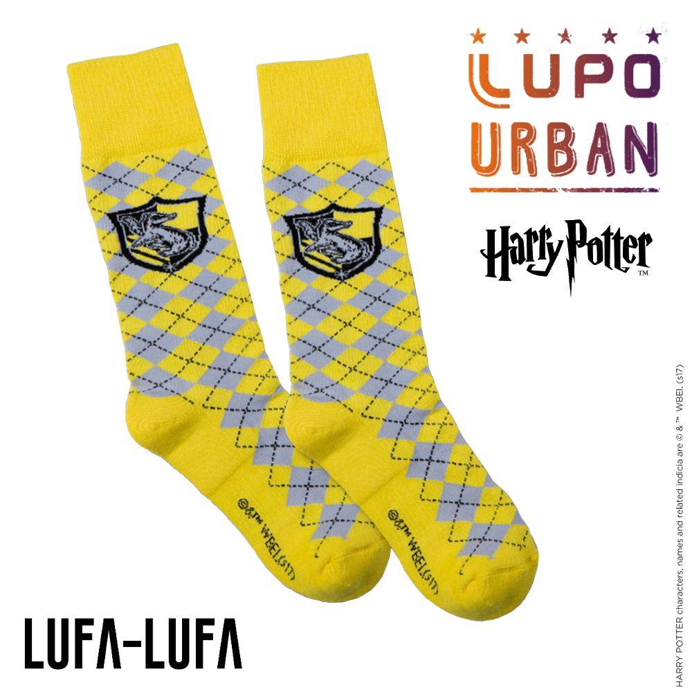 Meia Lupo Urban Harry Potter Lufa-Lufa