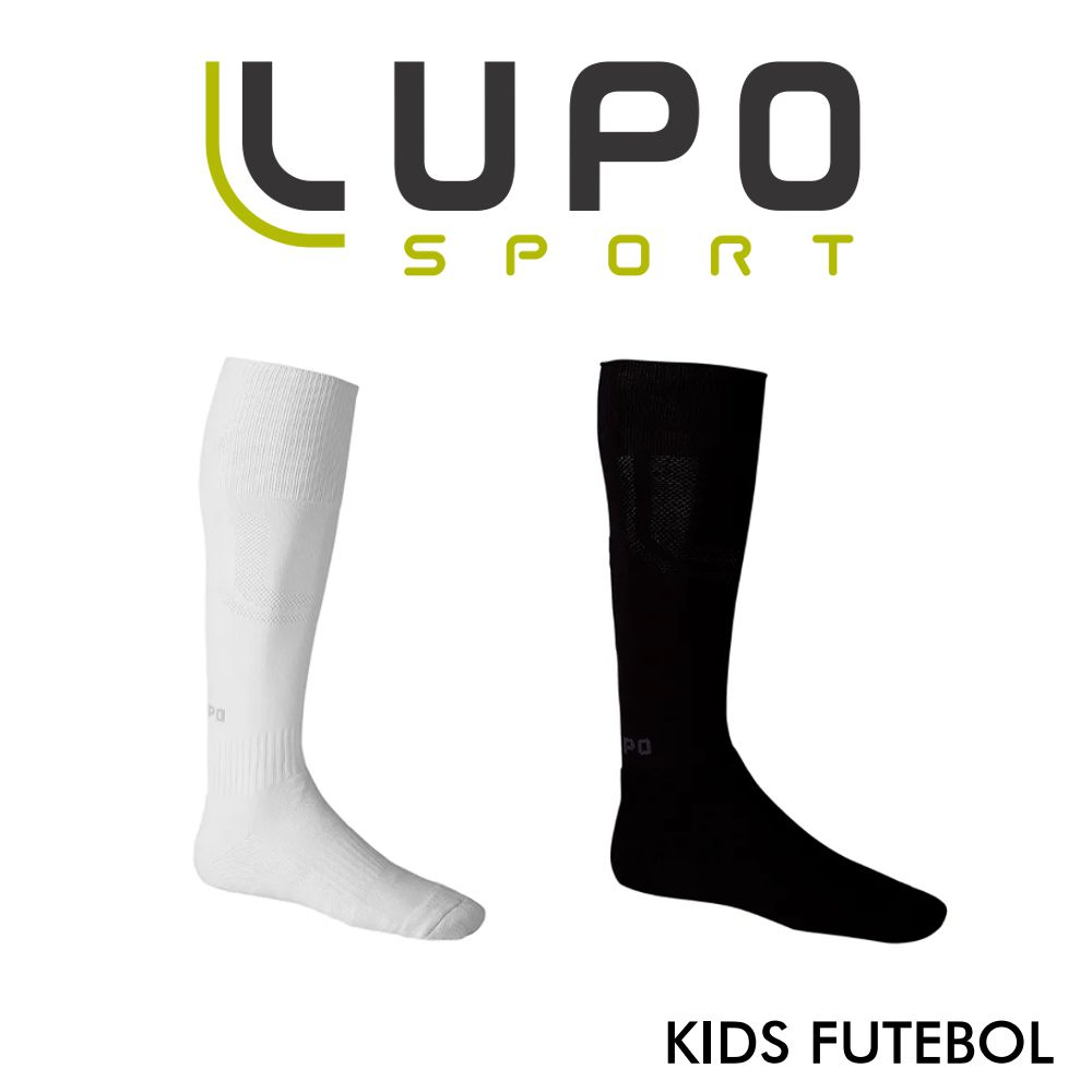Meião De Futebol Infantil Lupo