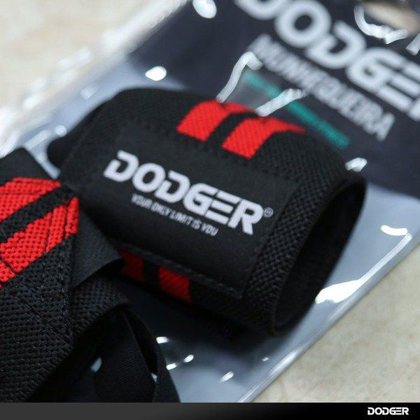 Munhequeira Wrist Wrap 30cm - DODGER