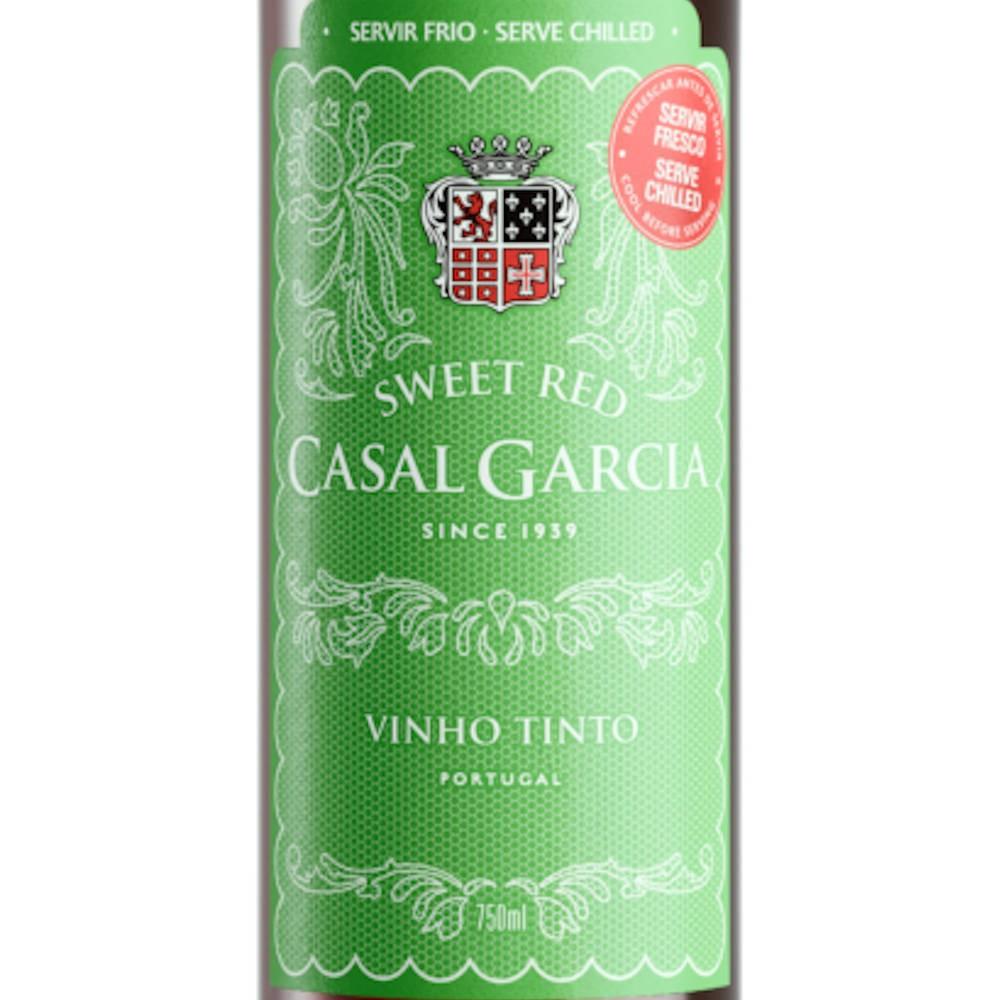 VINHO CASAL GARCIA SWEET RED 750ml