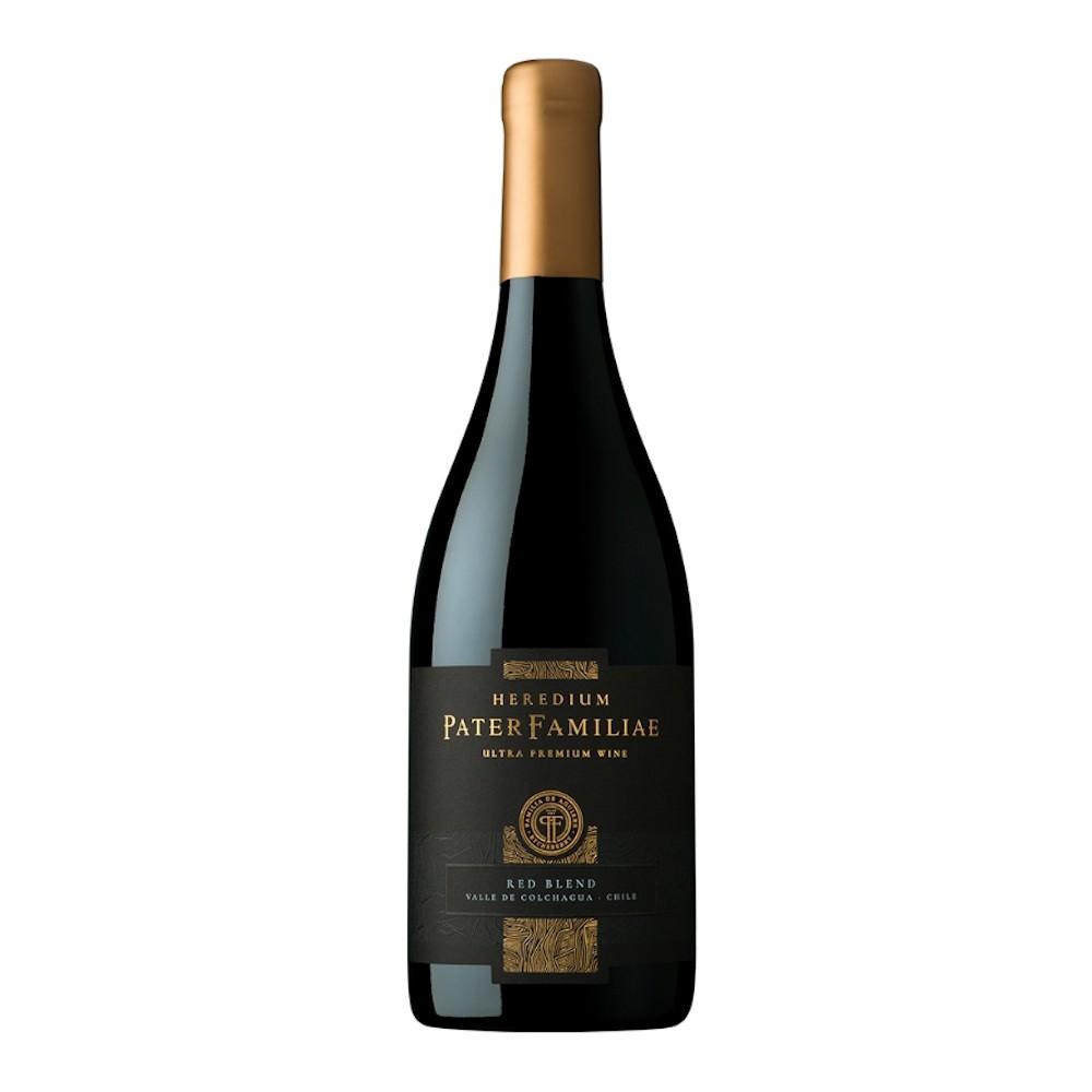 Vinho Tinto Pater Familiae Heredium Chileno 750ml Importado