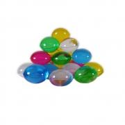 Gelo Reutilizável Artificial Bolas Pequenas Coloridas 190 Unidades 2,5kg
