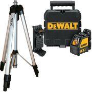 Kit Nivel Laser Automatico 15MT DW088K DEWALT Com tripe 420 1260mm
