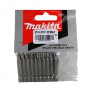 Ponteira Philips PH2 X 50 001696-0 Makita 10 Unidades