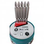 Ponteira Philips PH2 B-26490 5 Unidades Makita