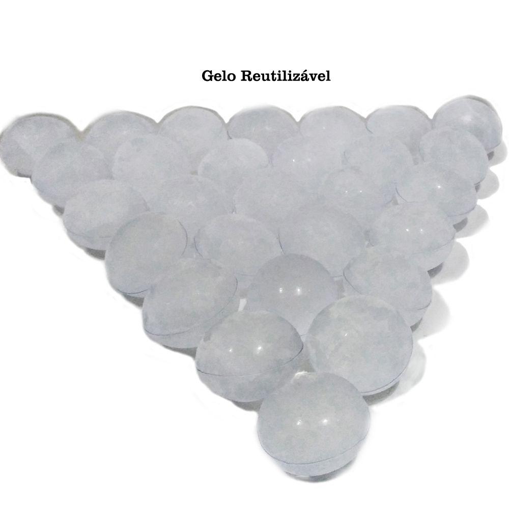 Gelo Reutilizavel Pacote com 38 bolas
