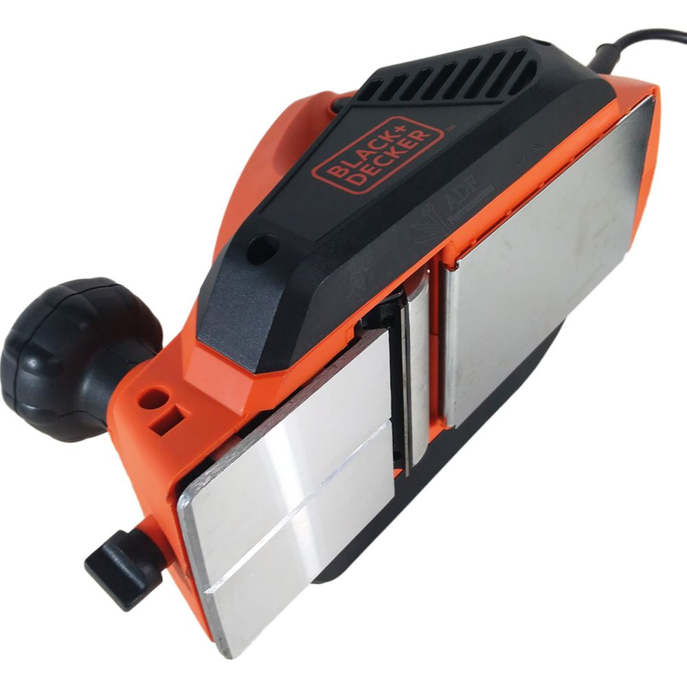 Plaina Eletrica 650W 7698-B2 220V Black Decker