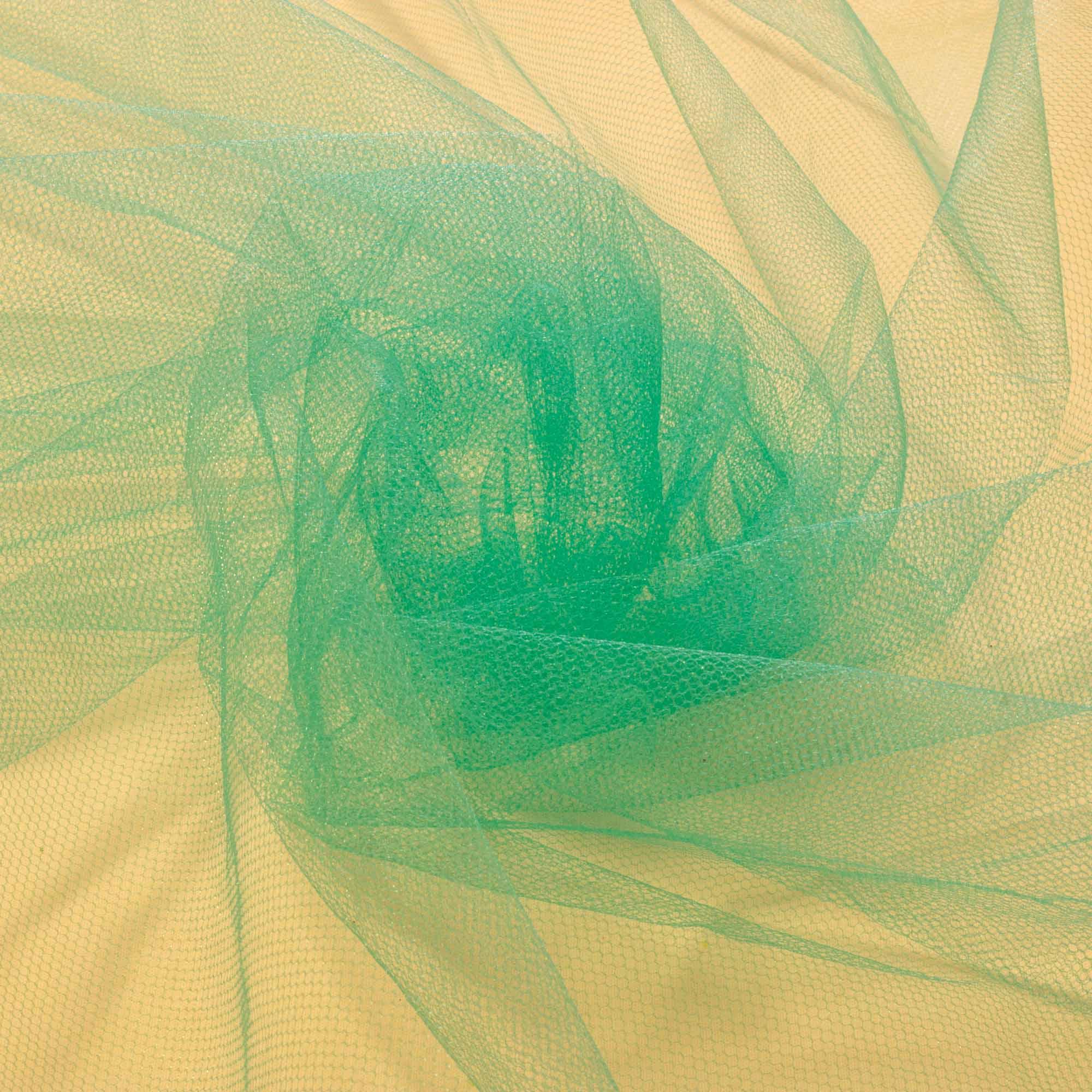 10 Metros Tecido Tule 1,20 Mt Largura Verde Tiffany