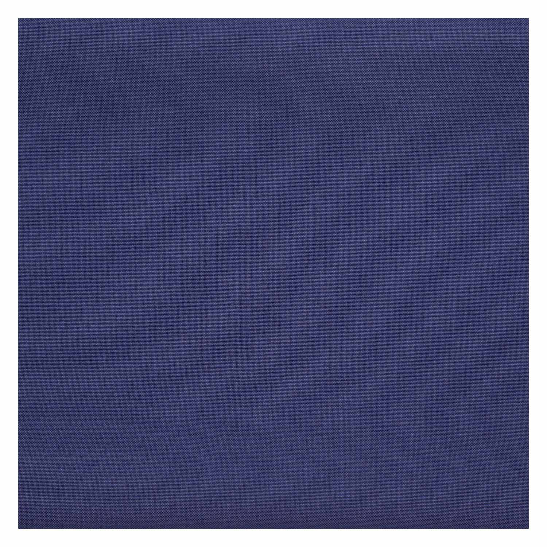 1,50 Metros Tecido Para Toalha de Mesa Oxford Azul Royal Liso