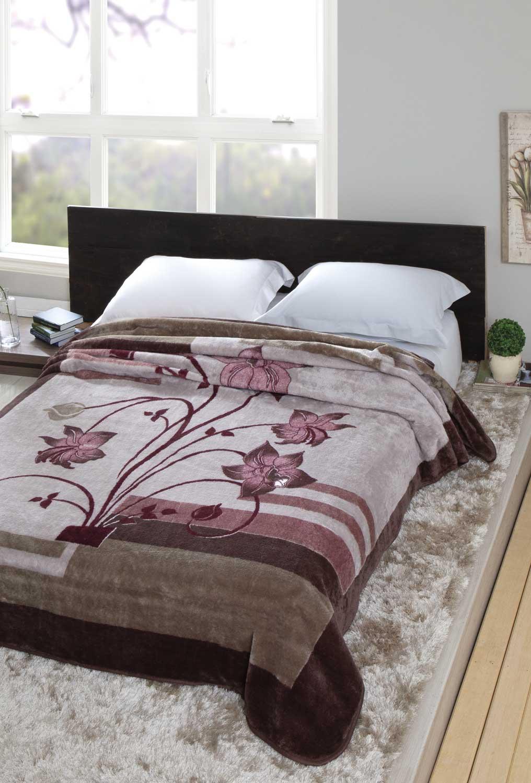 Cobertor Jolitex Casal Kyor Plus 1,80x2,20m Alpine