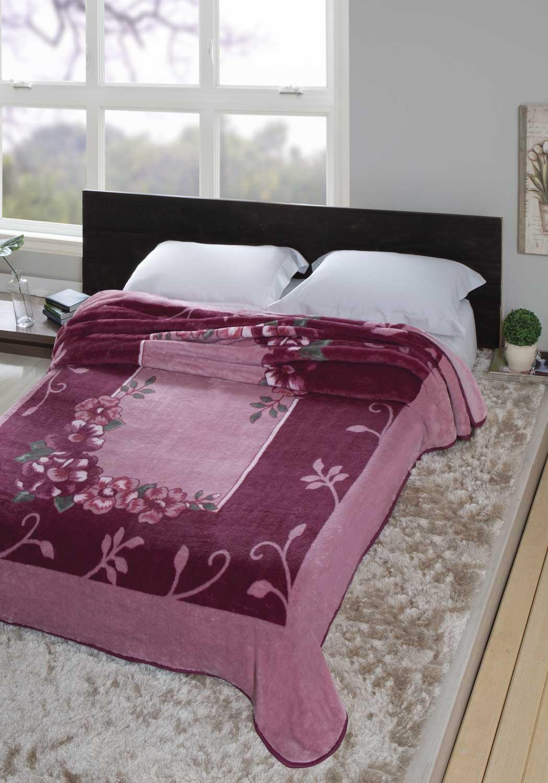 Cobertor Jolitex Casal Kyor Plus 1,80x2,20m Baronese