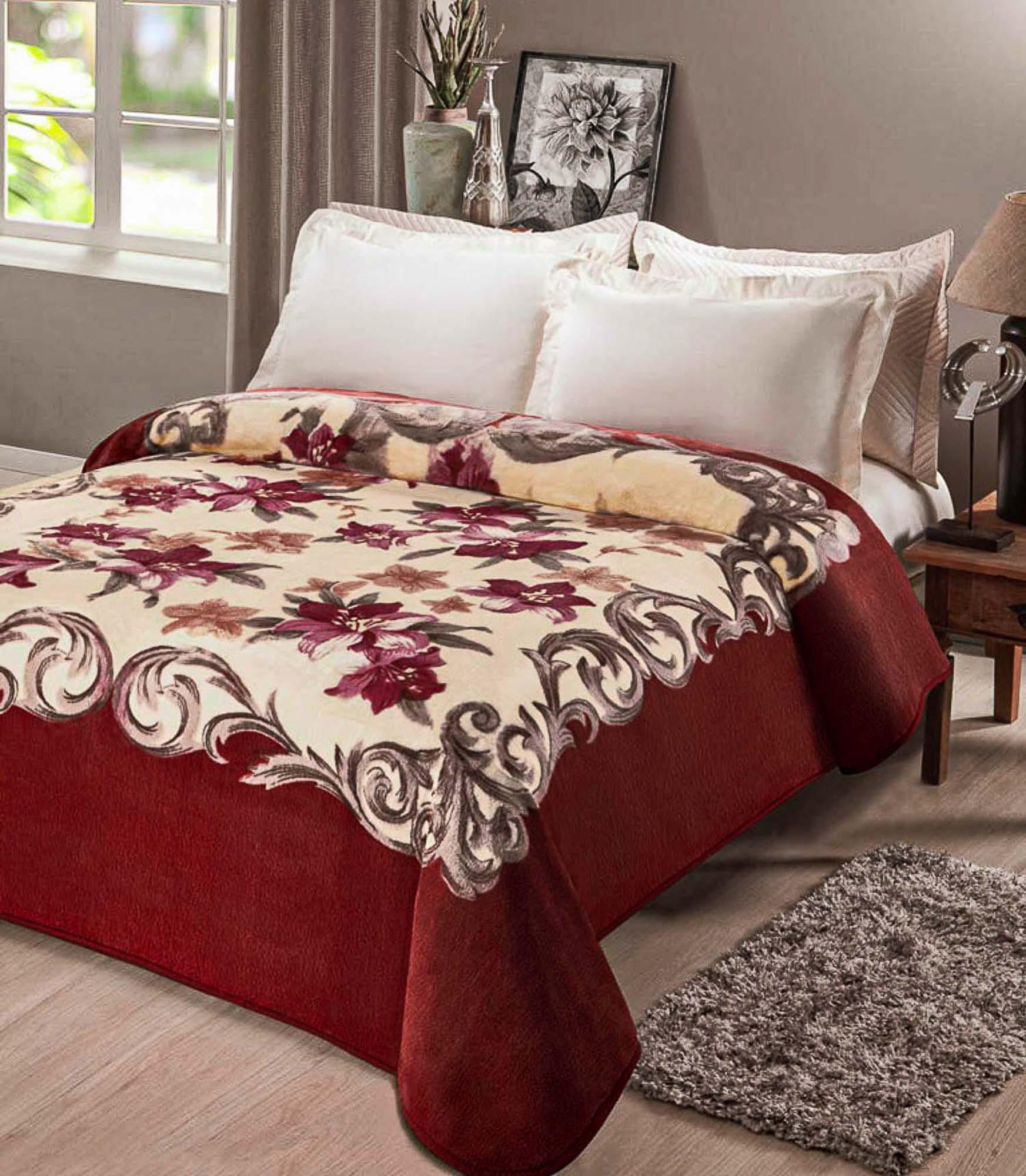 Cobertor Jolitex Kyor Plus King 2,20x2,40m Chamonix