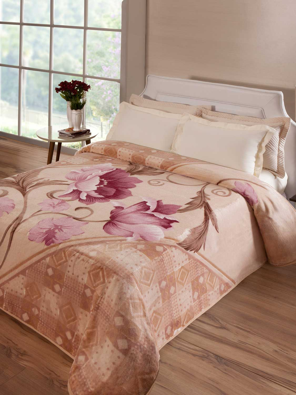 Cobertor Jolitex Kyor Plus King 2,20x2,40m Montecarlo