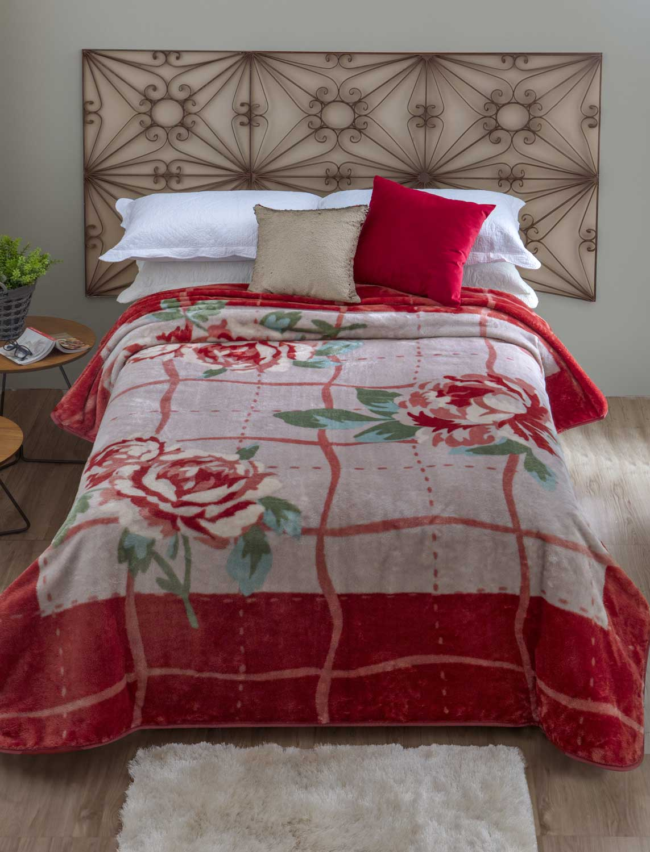 Cobertor Jolitex Kyor Plus King 2,20x2,40m Orvieto