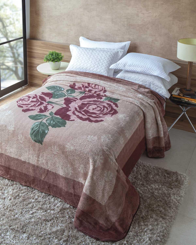 Cobertor Jolitex Kyor Plus King 2,20x2,40m Sarandi