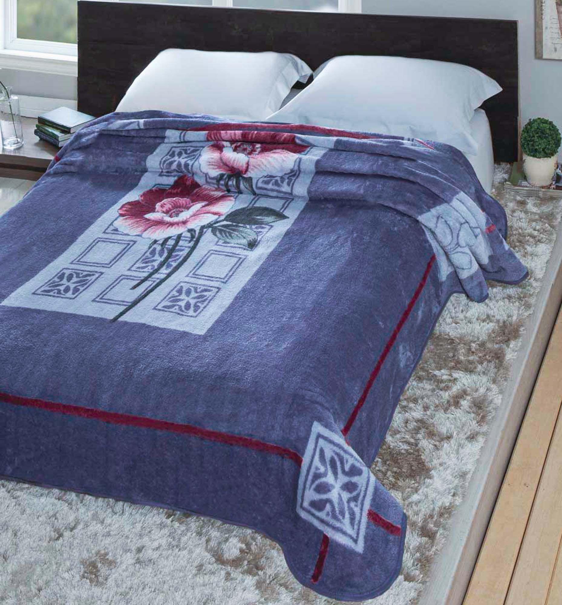 Cobertor Jolitex Kyor Plus King 2,20x2,40m Trevi