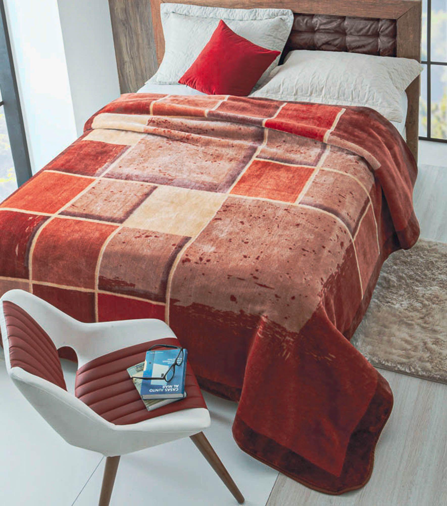 Cobertor Jolitex Raschel Casal 1,80x2,20m Iluminato