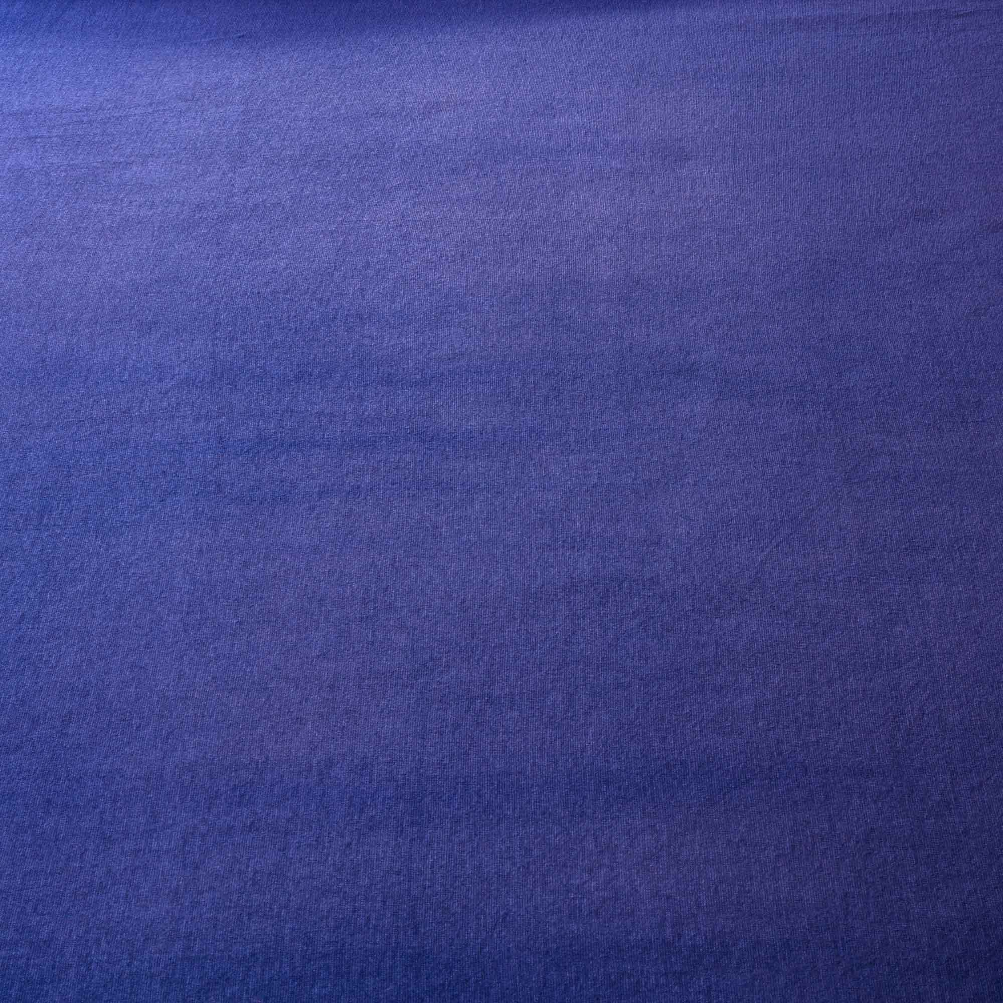 Tecido Malha Viscolycra Azul Royal 63% Poliester 32% Viscose 5% Elastano 1,80 m Largura